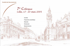 7e Colloque - Lille 2005
