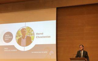 Prix Inserm 2019 – Hervé Chneiweiss, Prix OPECST-Inserm pour l'impact sociétal